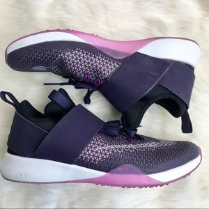 Nike Zoom Strong - Weight Lifting Shoes in Purple